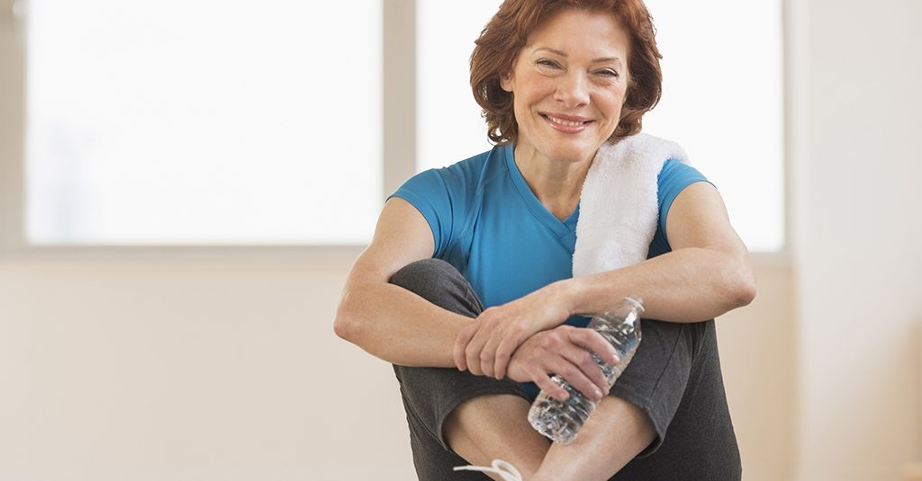 DO sweat it! Exercise for seniors improves health