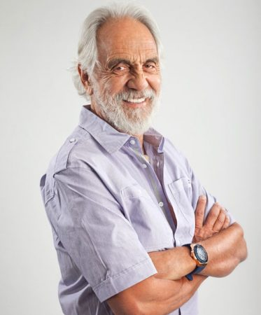 Colorectal Cancer: Tommy Chong talks colorectal cancer
