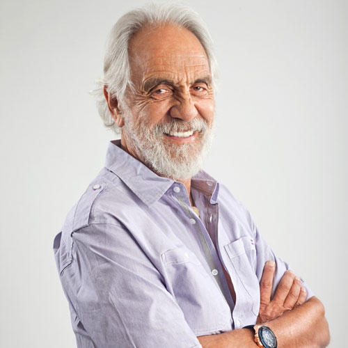Colorectal Cancer: Tommy Chong talks colorectal cancer, colostomy bags and the healing power of humor