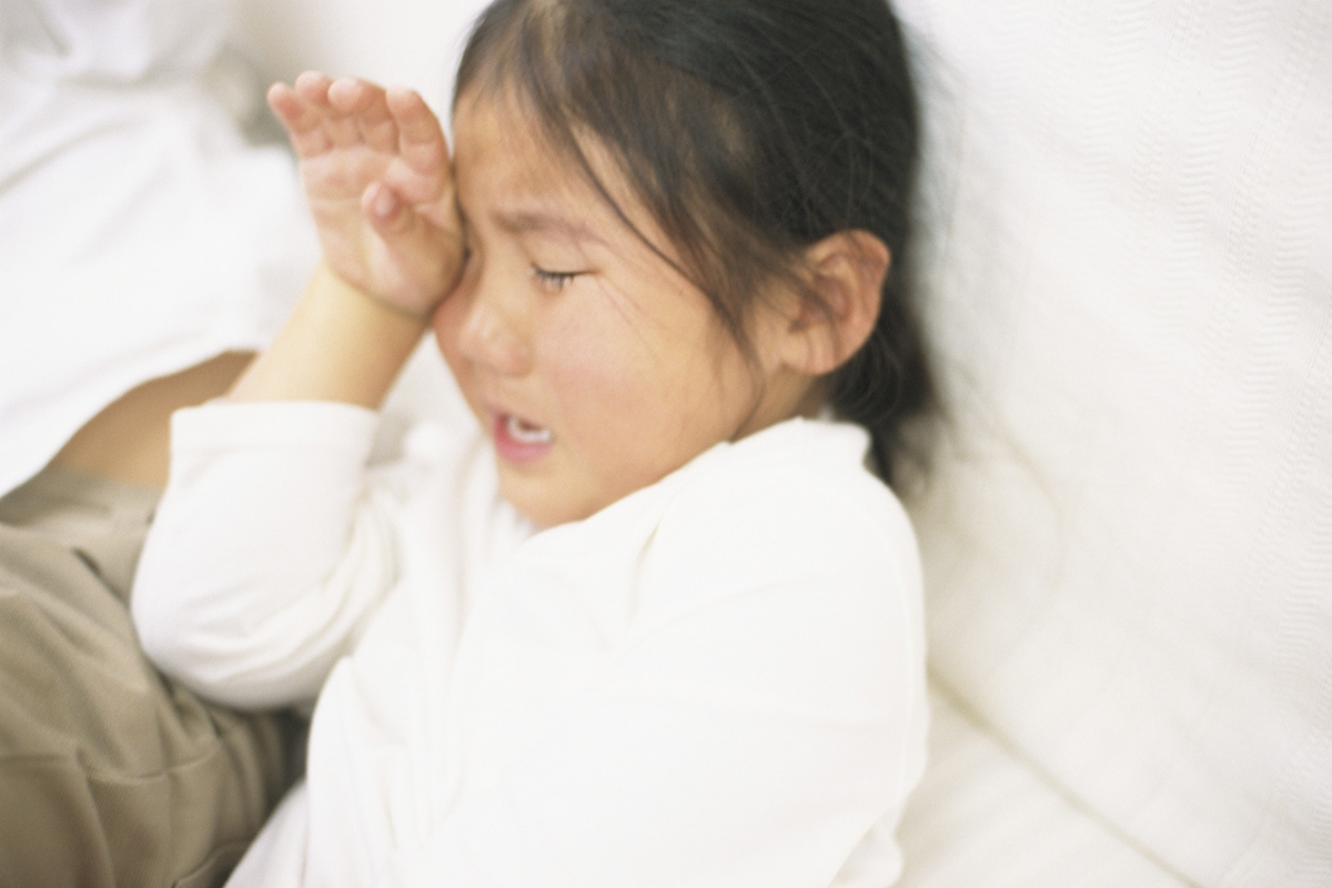 Parents, take note: 6 tips to help your children control their emotions