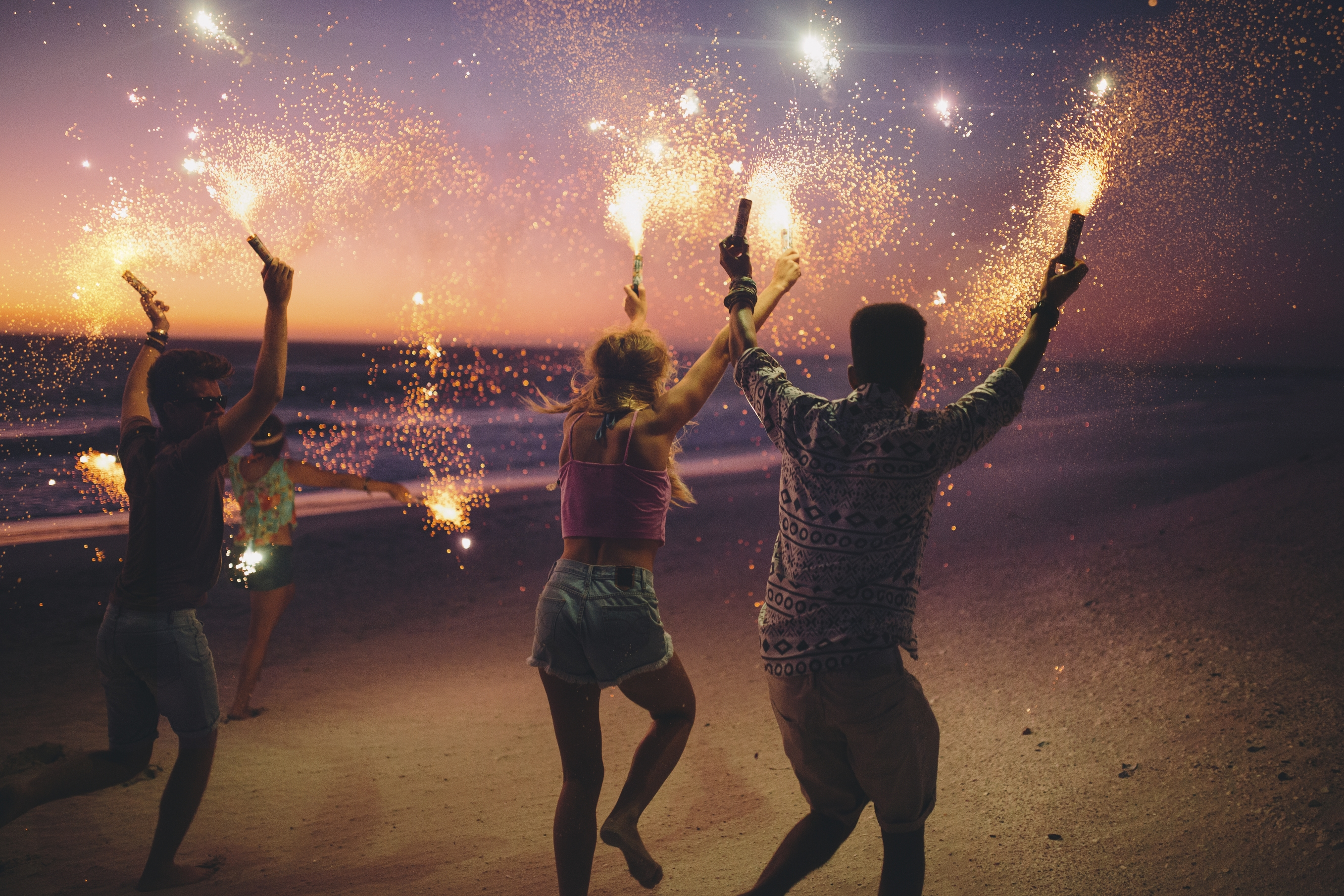 Fireworks safety: Protect yourself this Independence Day