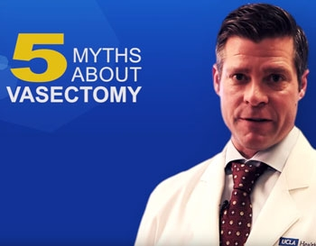So you think you know about vasectomies? UCLA urologist debunks 5 myths