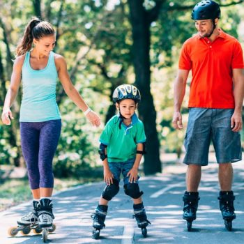 Move together: Four easy ways to make family fitness fun