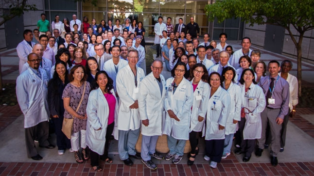 UCLA Liver Transplant Team