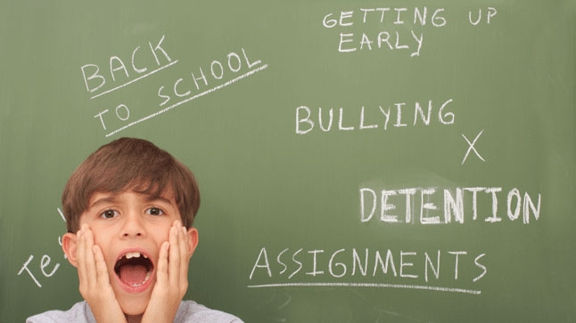 How to help your child manage school anxiety