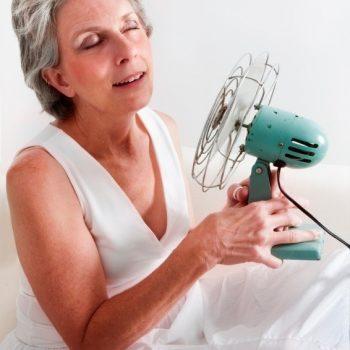 Hot news flash! Menopause speeds up aging.