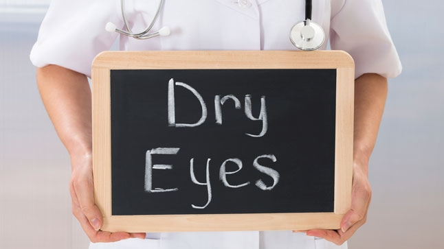 5 Tips for Soothing Dry Eyes