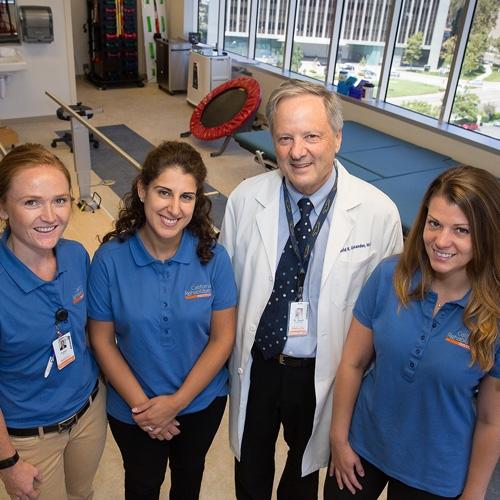 UCLA Health partners to open groundbreaking rehabilitation hospital