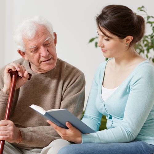 The hardest job: Helpful tips for dementia caregivers