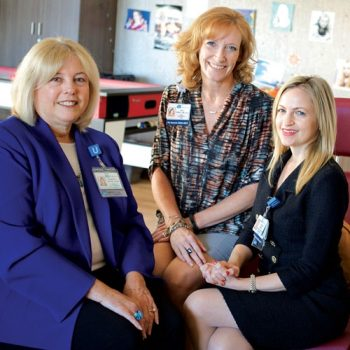 Making the ordinary possible for pediatric patients