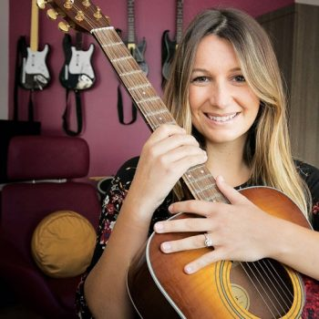Music therapy strikes a chord with patients and families