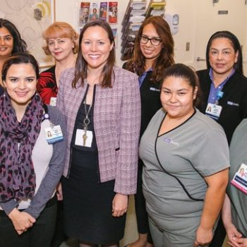 Grant helps OB/GYN patients get the care they need