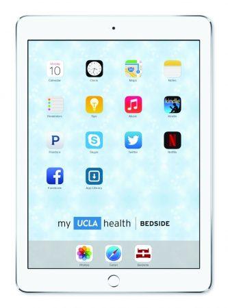 myUCLAhealth Bedside app