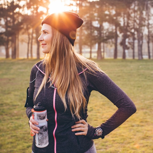 Stay hydrated to make the most of your exercise routine