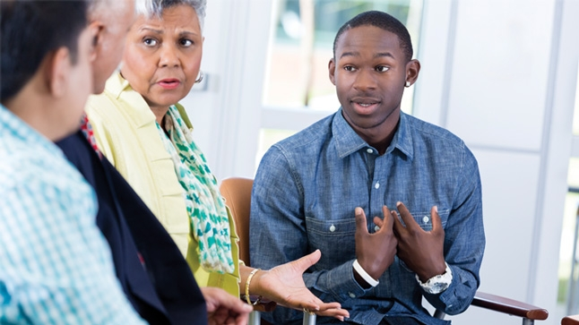Parents and Their Children Learn to Reduce Conflict, Boost Social Skills