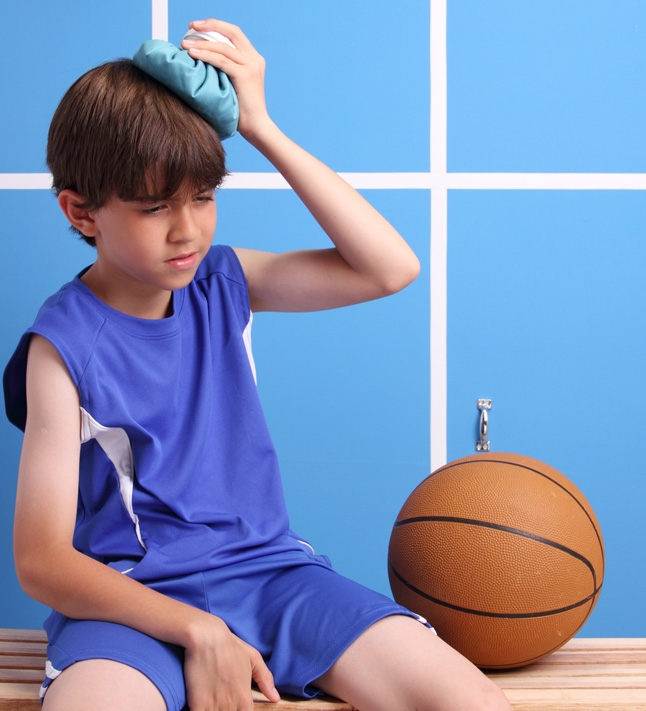 Concussion care: Helping your child heal