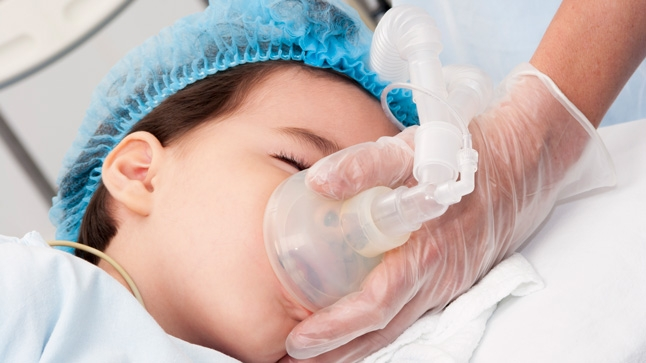 Anesthesia in young children: Know the risks