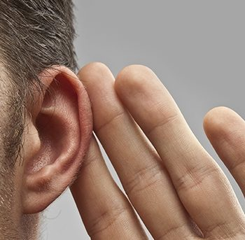 I can't understand what you're saying: The problem of 'hidden' hearing loss