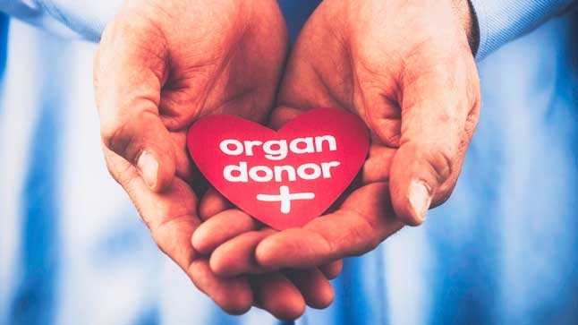Becoming an organ donor