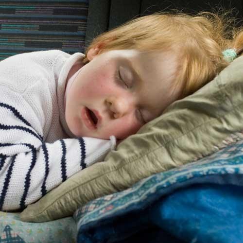 Understanding sleep apnea in children