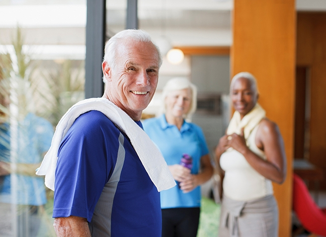 50+ Exercise for Older Adults