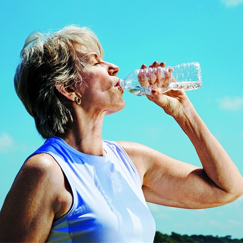 Amp up your workout with proper hydration