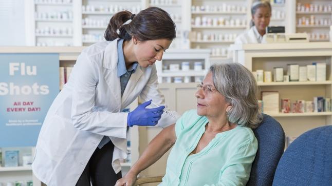 flu and IBD