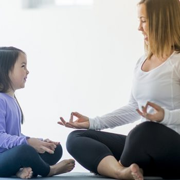 How mindful meditation can help your child