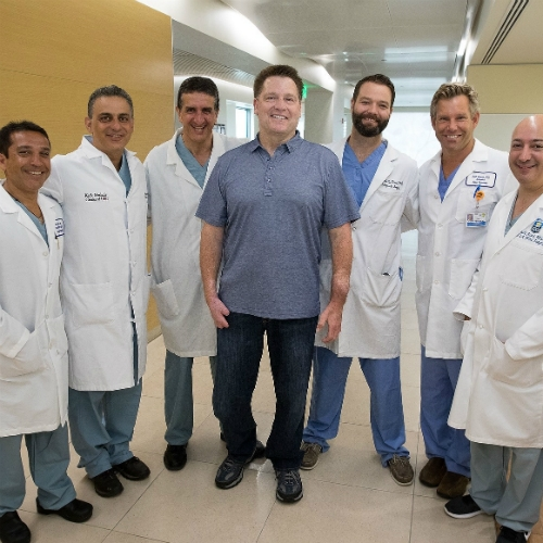 It takes a village to perform a rare surgery