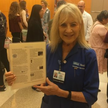 At Celebration of Life event, cancer patients share their stories of their transplant journey