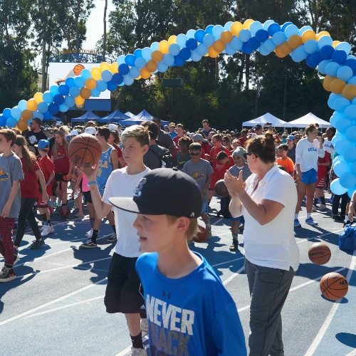 Dribble for the Cure annual event raises more than $192,000 to combat pediatric cancer
