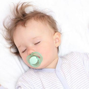 Tips for safe sleeping during baby's first year