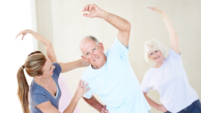 50+ Health Benefits of Yoga and Meditation for Older Adults