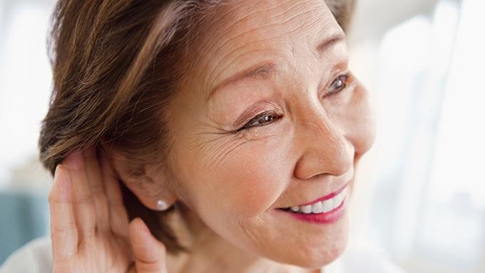 50+ Hearing Loss
