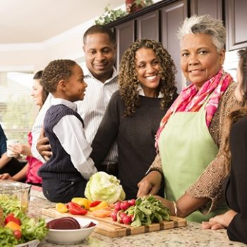 Prioritize health conversations with family members