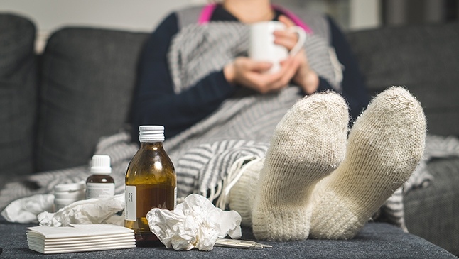 How to manage and prevent spreading the flu