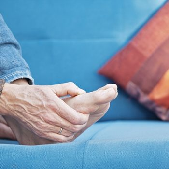 Arthritis may cause painful foot conditions