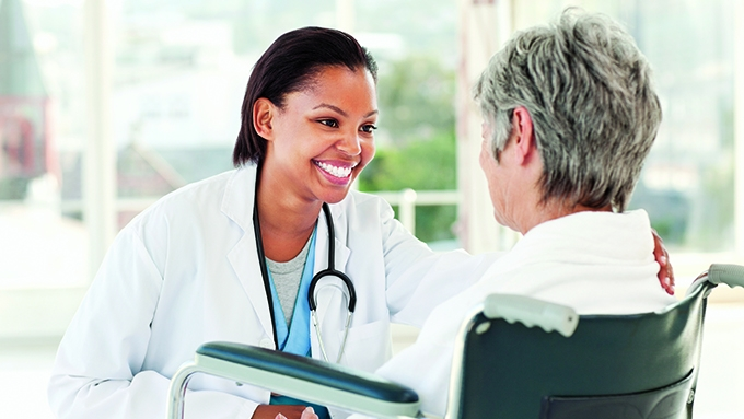 A Day in the Life of a Geriatrician