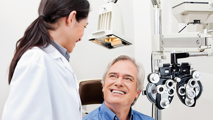 50+ Age-Related Macular Degeneration