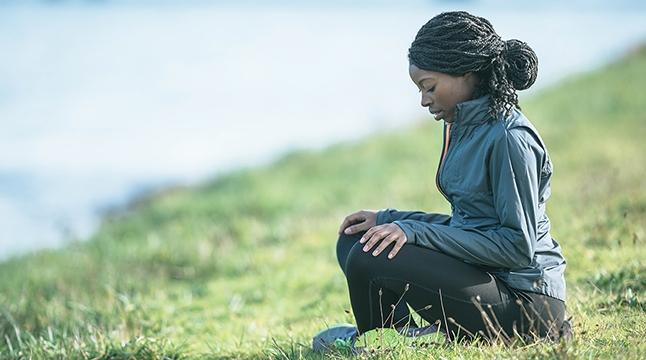Mindfulness has health benefits
