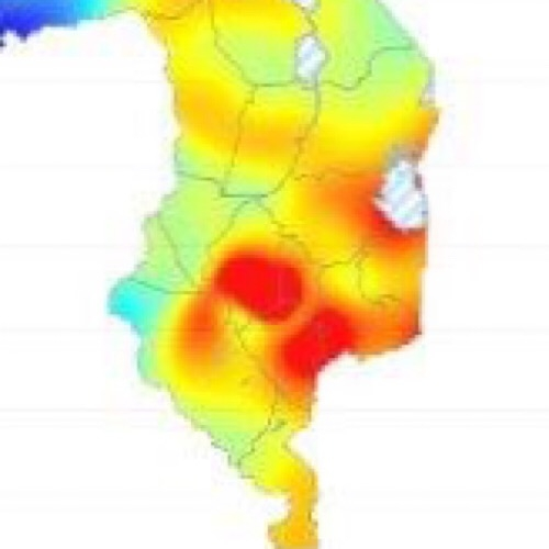 Mapping HIV in sub-Saharan Africa reveals patterns