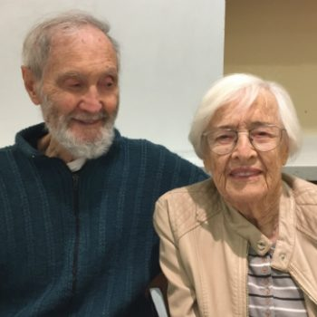 A couple's journey: Escaping World War II, seven decades of marriage and life-saving heart procedures at age 90