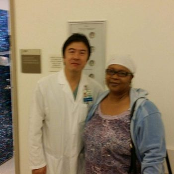 Dr. Satoshi Tateshima saved my life