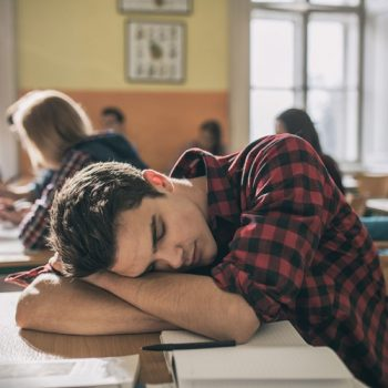 Teens need sleep for healthy mind and body