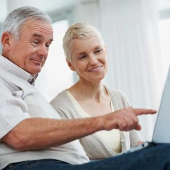 Intimidated by technology? 50-Plus can help!