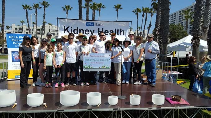 2018 Kidney Health Fair at the Beach!