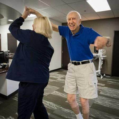 Dancing for Kyphoplasty