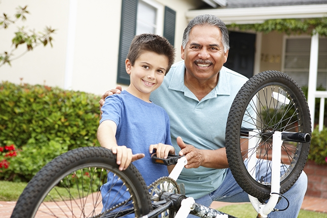 Bike Safety for All Ages