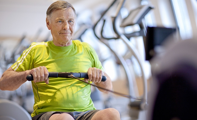50+ Maintaining Mobility for Seniors
