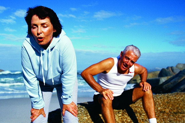 50+ Shortness of Breath in Older Adults